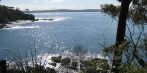 Denhams Beach Batemans Bay Surf Spot