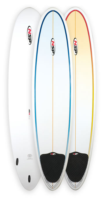 Funboards and all abilities SurfBoards at Saltwater Dream