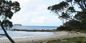 Wimbie Beach Batemans Bay Area